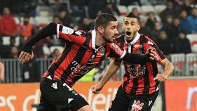 Ligue 1: Le Bihan le miraculé sauve Nice