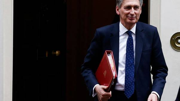 Brexit 'mood music' better, EU more pragmatic - Hammond