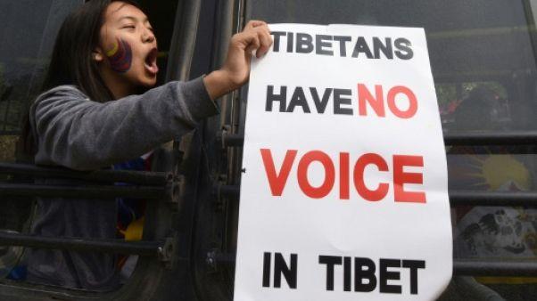 Chine: un Tibétain s'immole par le feu