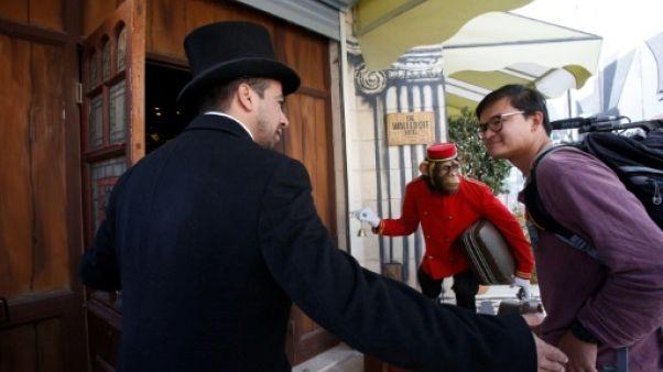 L'hôtel Banksy accueille ses premiers clients à Bethléem