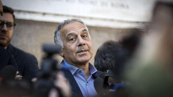 Roma: riunione Pallotta con i dirigenti