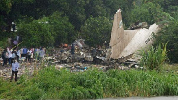 Un avion de ligne s'écrase au Soudan du Sud: au moins 37 blessés