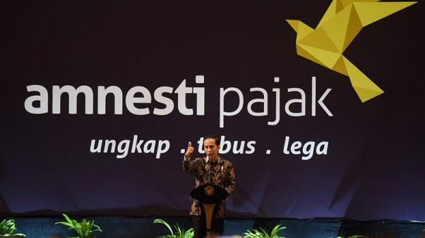 Indonesia tax amnesty nets $330 billion - now for reform