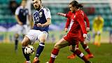Scotland frustrated by Canada in 1-1 friendly draw
