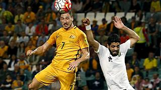 Goalscorer Leckie forward to Australia's home run