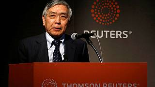 BOJ's Kuroda says there's no reason to withdraw monetary stimulus now