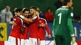 Austria leave it late to beat Moldova