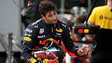Ricciardo sorry as home title hopes spin out