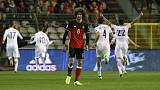 Belgium hit by new injury concerns ahead of Russia friendly