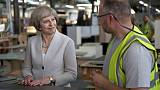UK manufacturers urge May to drop threat of no Brexit deal