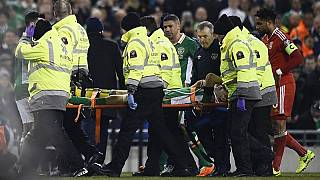 O'Neill gives no time scale on Coleman leg break recovery