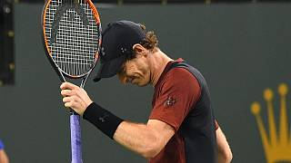 Andy Murray a doubt for Davis Cup with elbow injury
