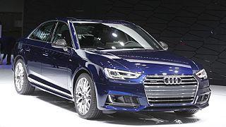 VW's Audi halts A4, A5 production at Ingolstadt over parts shortage