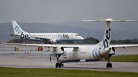 Flybe cuts capacity and costs due to weak demand, pricing pressure