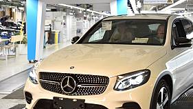 Daimler says expects record sales for Mercedes-Benz cars in first quarter