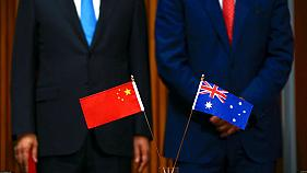 Silk roads and chilled beef - how China is trying to fill a Trump vacuum in Australia