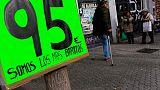 German, Spanish inflation ebbs, easing pressure on ECB
