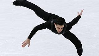Figure skating - Fernandez proves there is more to skating than just jumps