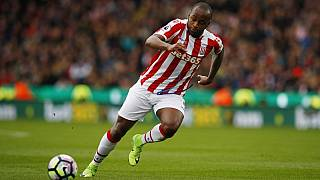 Stoke striker Berahino says spiked drink led to ban