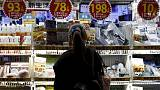Japan February core consumer inflation edges up, hits two-year high