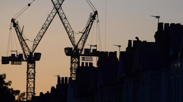 Central London house prices fall in March on Brexit, tax - RICS