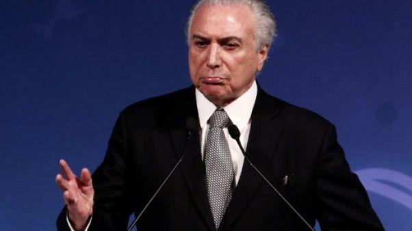 Brésil : le scandale de corruption freine les efforts d'austérité