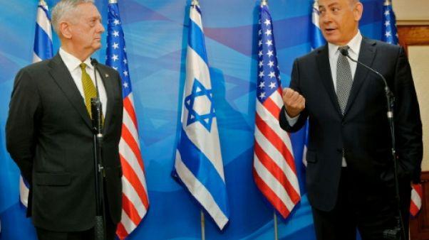Le chef du Pentagone accuse Damas d'avoir toujours des armes chimiques