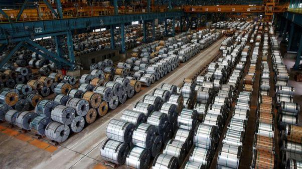 Global steel demand to grow 0.9 percent in 2018 - Worldsteel