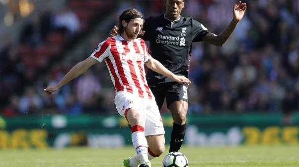 Stoke duo Allen, Whelan set to return for Swansea trip