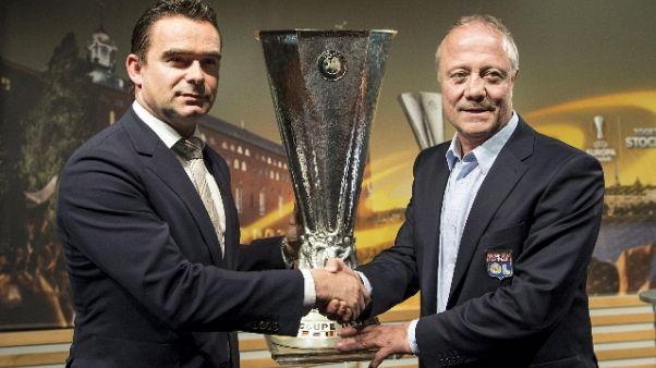 Europa League:lo United trova Celta Viga