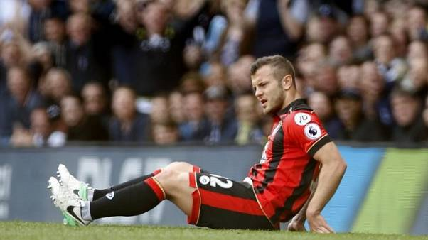 Howe hails injured Wilshere for Bournemouth impact