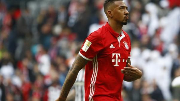 Bayern defenders Boateng, Martinez ruled out against Mainz