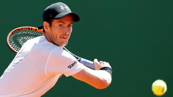 Murray to play Barcelona in bid for claycourt time