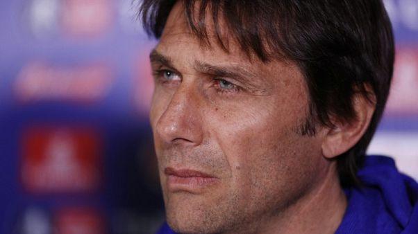 Spurs no longer the underdogs, says Chelsea's Conte