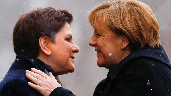 Isolated in EU, Poland seeks better ties with Germany behind the scenes