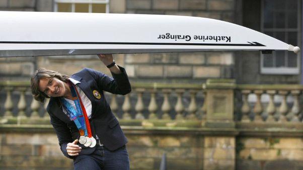Former rower Grainger named chair of UK Sport