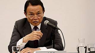 Japan's Aso - Don't expect G20 to lean towards protectionism