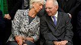 Germany's Schaeuble warns against financial regulation rollback
