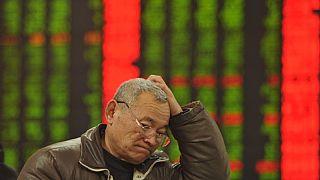 Looming risks subdue Asia stock investors after stellar quarter