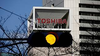 Toshiba to start taking bids in June for its Swiss unit Landis+Gyr - Kyodo