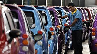 China targets 35 million vehicle sales by 2025, NEVs to make up one-fifth