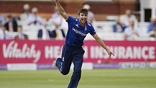 Wood recalled to England's Champions Trophy squad