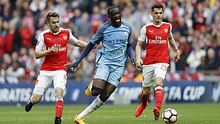 Disappointed Toure prefers no referees for Manchester derby