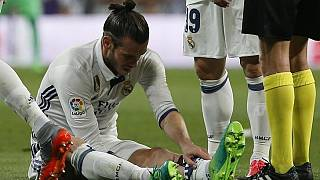 Bale set to miss semi-final with Atletico with calf injury