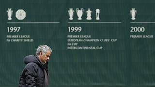Mourinho just getting started at Man United