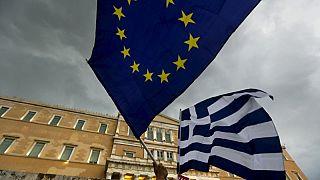 EU's Juncker calls on euro zone to outline Greek debt relief measures in May - report