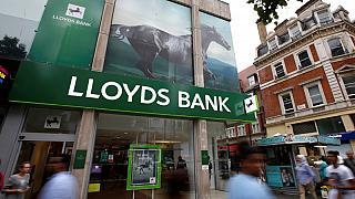 Lloyds bucks expectations of post-Brexit dip as first quarter profit holds up