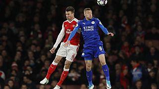 Arsenal's Koscielny a doubt for Tottenham clash