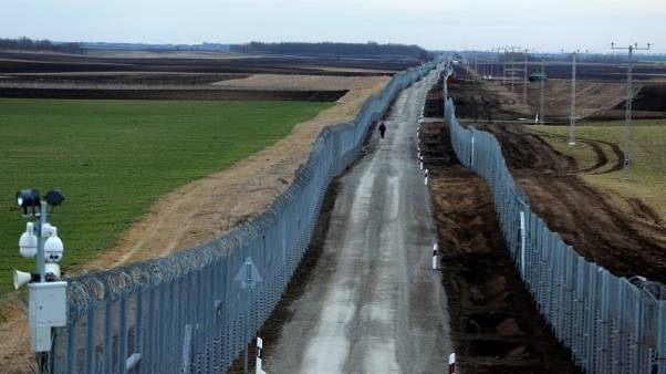 Hungary PM says second border fence to keep out migrants finished