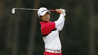 Golf - Nomura leads Texas Shootout by one shot